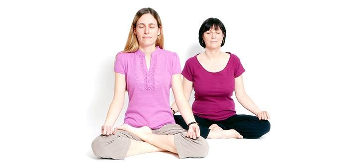 Meditating Moms
